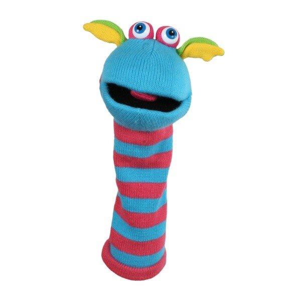 Top Puppet Company - Marionnette chaussette sockette grande pour  RY32