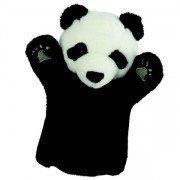 Marionnette enfant à main Panda 25cm