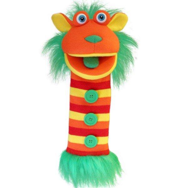 Top Marionnette chaussette grand format pour le bras - Marionnettes  RY32