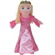 Grande Marionnette personnage Princesse, 45cm