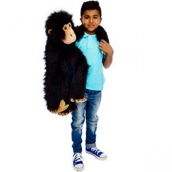 Marionnette singe ventriloque