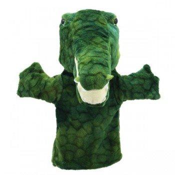 Marionnette à main enfant Buddies Crocodile 22cm