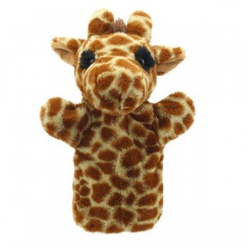 Marionnette à main enfant Buddies Girafe 22cm