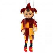 Marionnette à fils Fou du roi ou le Bouffon royal