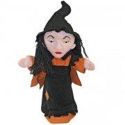 Grande Marionnette personnage Sorcière, 45cm